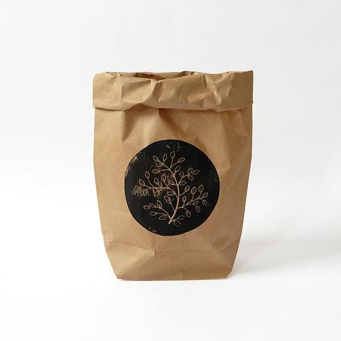 Paperbag circle | 4 stuks