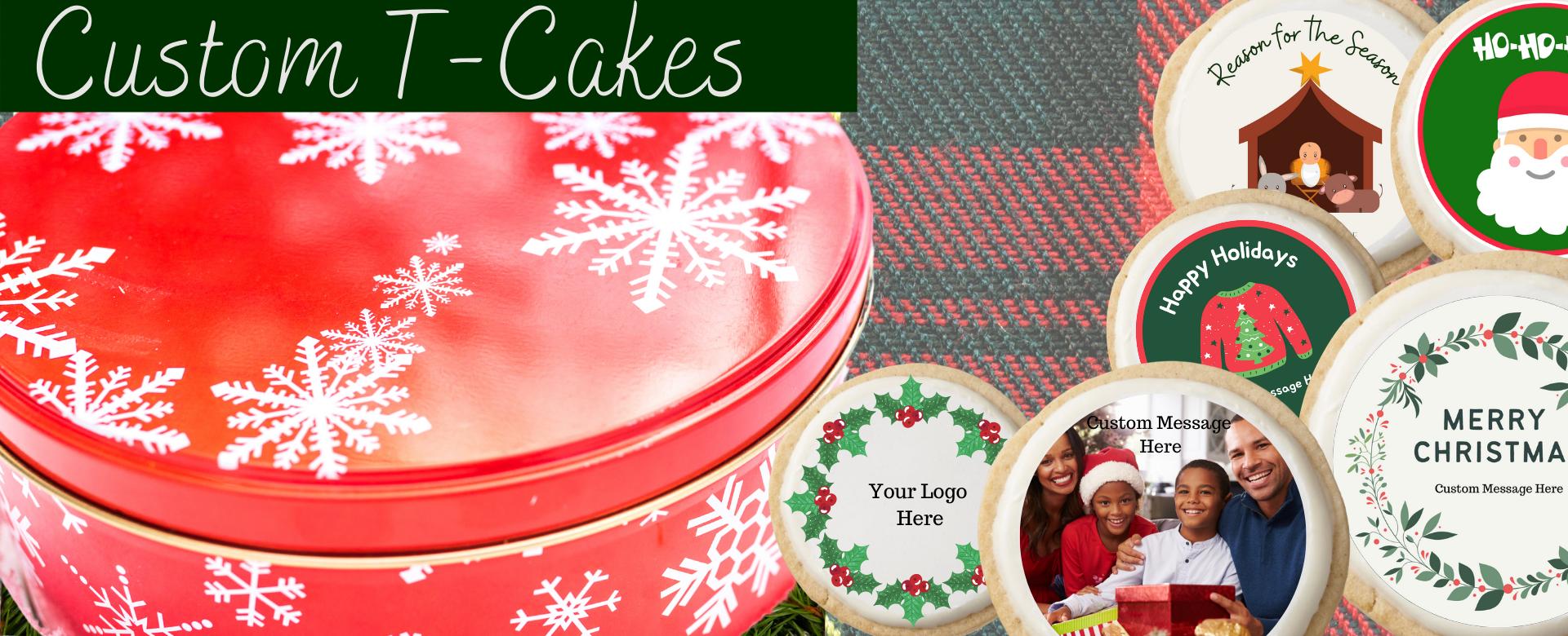 Custom T-Cakes