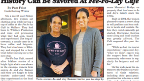 Fee-Fo-Lay Cafe Makes the News!