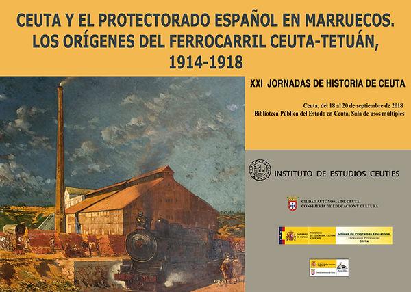 XXI JORNADAS DE HISTORIA EN CEUTA