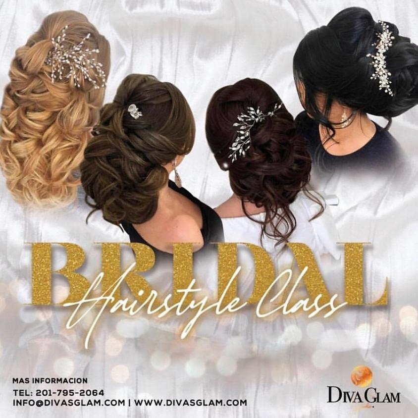 Bridal Hair Styling Class