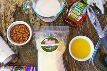 Vegan Honey Pecan Cornbread Mix