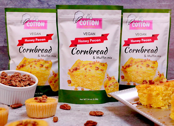 Close Out *Special* - Buy 2 Get 2 FREE Vegan Cornbread Mix