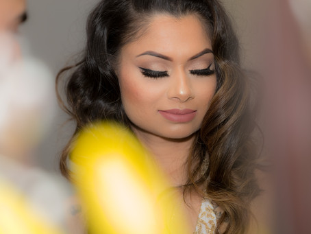 """Make-Up """"Do's and Don'ts"""" on Your Wedding Day"""