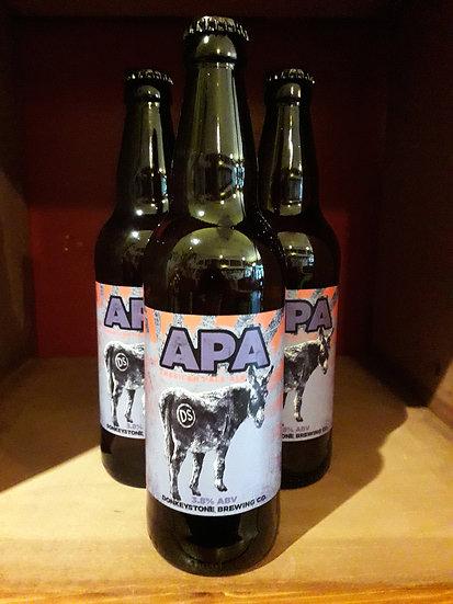 Donkeystone - APA