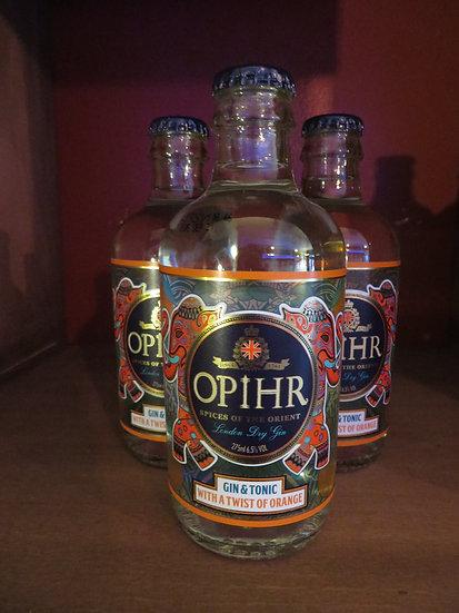Opihr - Gin & Tonic - Orange