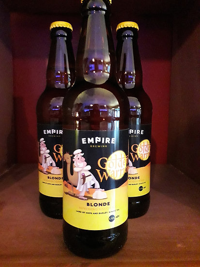 Empire - Golden Warrior