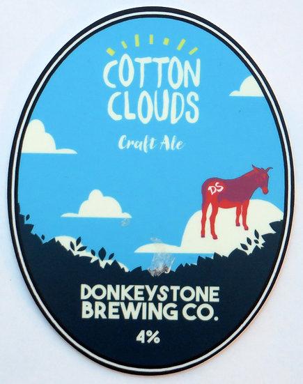 Donkeystone - Cotton Clouds