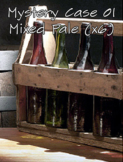 Mystery Case 01 – Mixed Pale (x12)