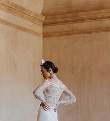 Perla gown Divine Atelier