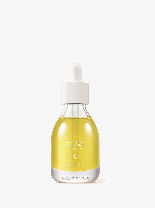 Brightning neroli facial oil