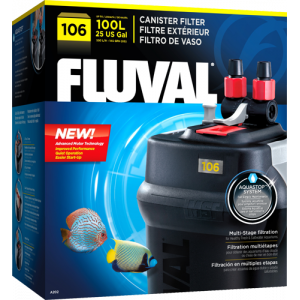 Fluval 106, 206, 306, 406 Filters Available