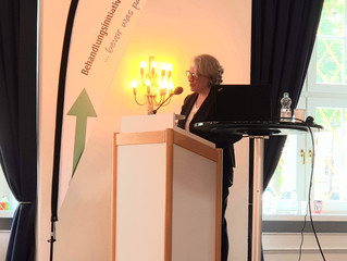 Grußwort zum 3. BIOS Opferschutztag - Oberkirchenrätin Uta Henke spricht bewegende Worte zum Thema t