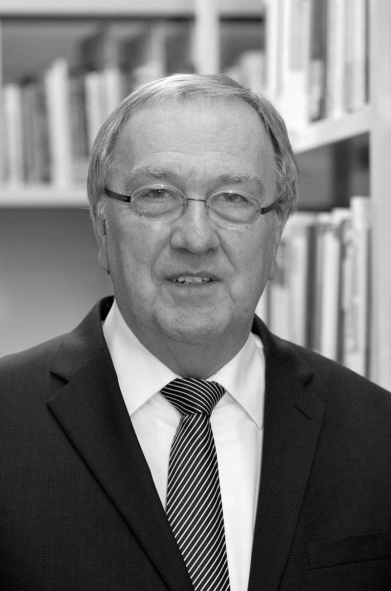 Bild von Prof Dr Rudolf Egg