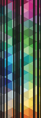 Barcode Glitch - Original Digital Graphic Design By Annarita Melina.png