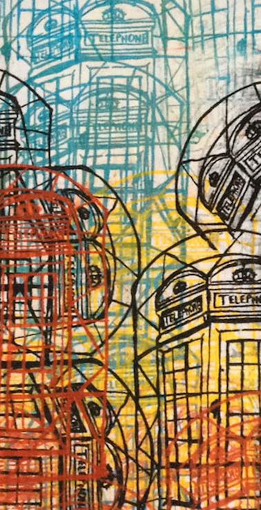 The City - Original Screen Print Design By Annarita Melina.png