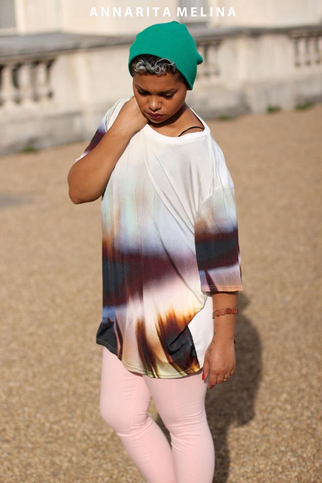 DDME - Original Shape & Print Design By Annarita Melina