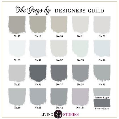The Greys | Färg | Designers Guild