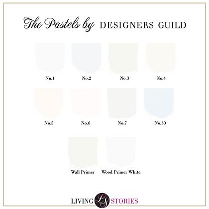 The Whites & Pastels | Färg | Designers Guild