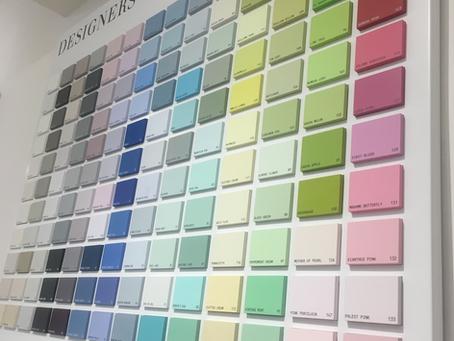 Målarskola: Dags att byta färg?