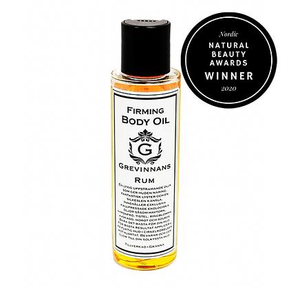 Firming Body Oil | Grevinnans Rum