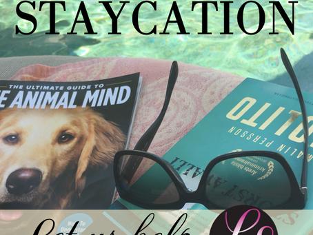 Staycation: Gör hemmet till din semesterdröm