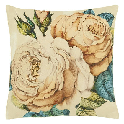 The Rose Sepia | Kudde | John Derian for Designers Guild