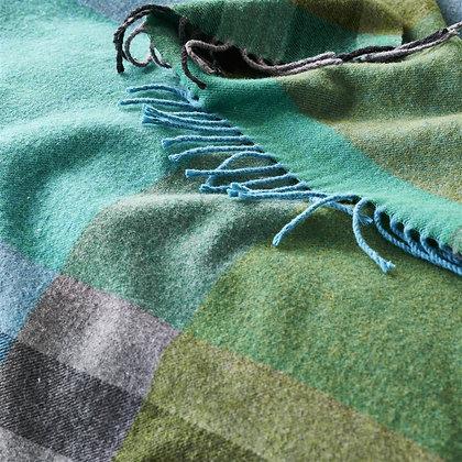 Bampton Emerald | Pläd | Designers Guild