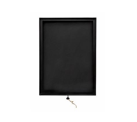 Black Square | Glaslåda | Nordal