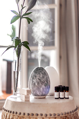 Aroma Diffuser | Grå | Sthlm Fragrance Supplier