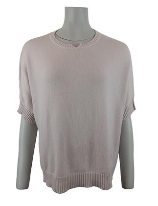 Chunky Boxy Sweater | Cashmere