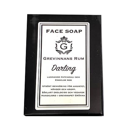Darling | Face Soap | Grevinnans Rum