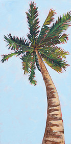 One palm