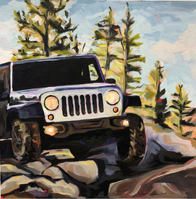 Love letter to my Jeep #1