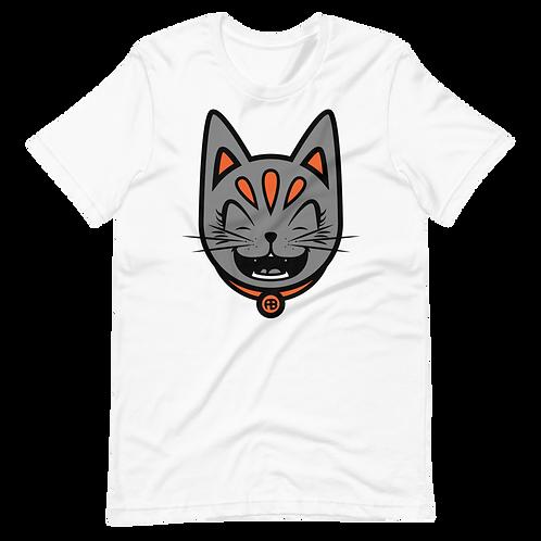 GREY CAT TEE