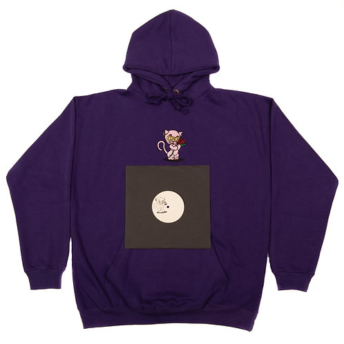 Into the Night Record &  Hoodie Deal