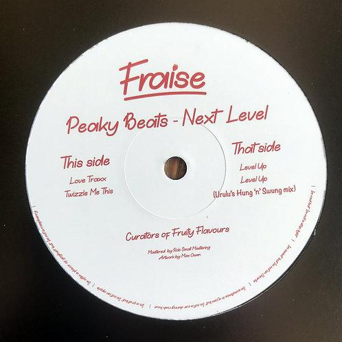 Next Level EP (STRAWB001)