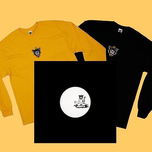 PBR004 Record & long sleeve Deal (PRE-ORDER)
