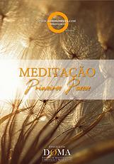 Capa e-book Meditacao Primeiros Passos.p