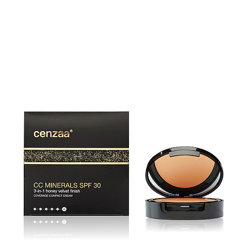 CC Cream Honey