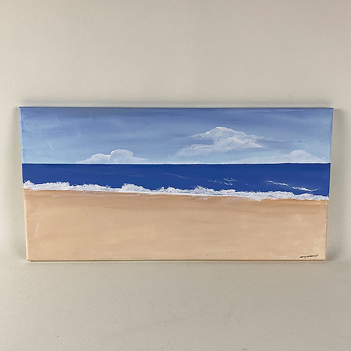 Ocean canvas