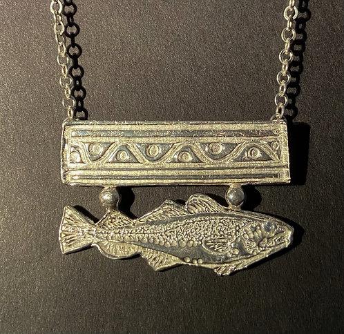 Handmade Fish Necklace