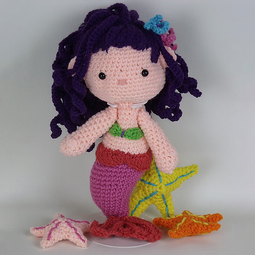 """""""Emily, the Little Mermaid"""""""