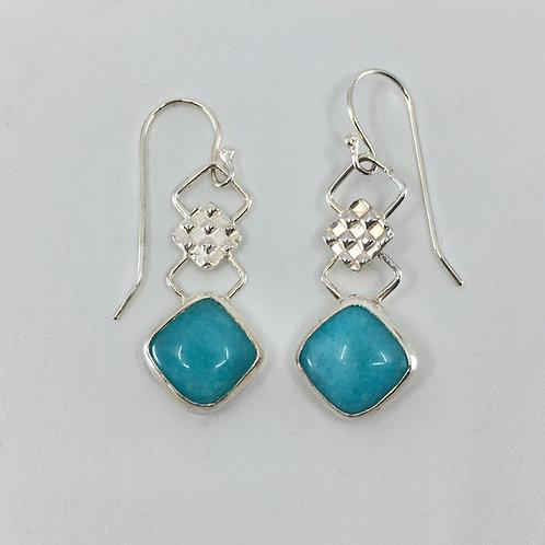 Aqua Stones with Decorative Elements