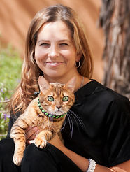 Tina Dziewior, Practice Manager, Certified Veterinary Technician, North Scottsdale Animal Hospital
