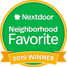 Nextdoor Neighborhood Favorite 2019
