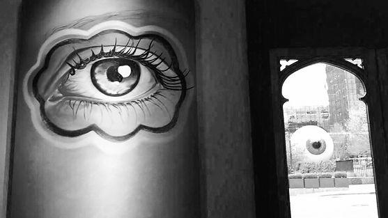 The Eye by Tony Tasset