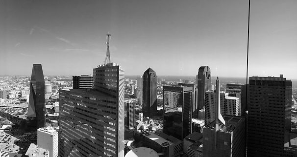 View from Tower Club Dallas