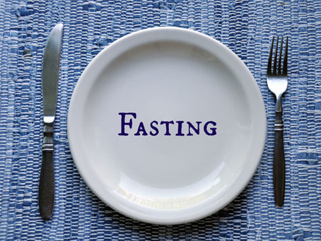 Fasting- can literally starving yourself break the obesity code?