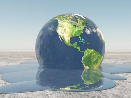 Don't Even Think About It- Why is Global Warming too much for our brains?